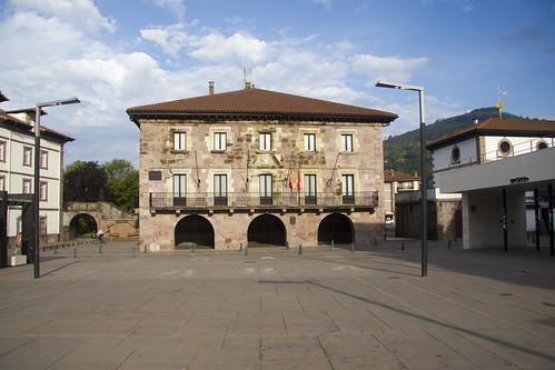 Plaza de Elizondo