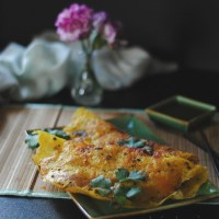 bánh xèo - vietnamese crepe
