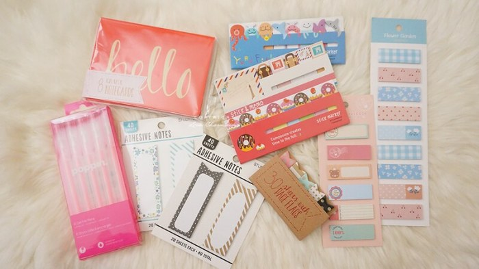 Planner & Scrapbooking Supplies Haul