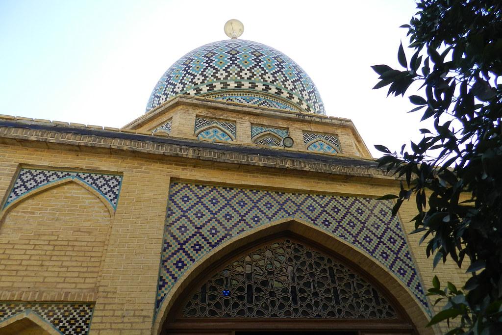 Mausoleo Emamzade Zanjiri Shiraz Irán 01
