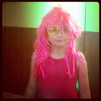 Does Your Child Look Like a Rock Star?