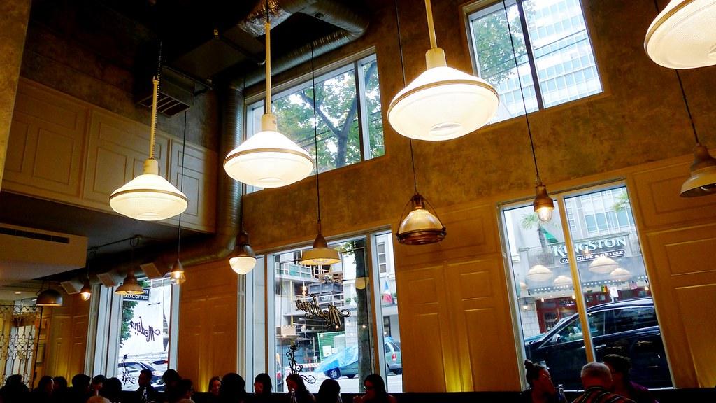 Cafe Medina New vancouver Richards Instanomss nomss