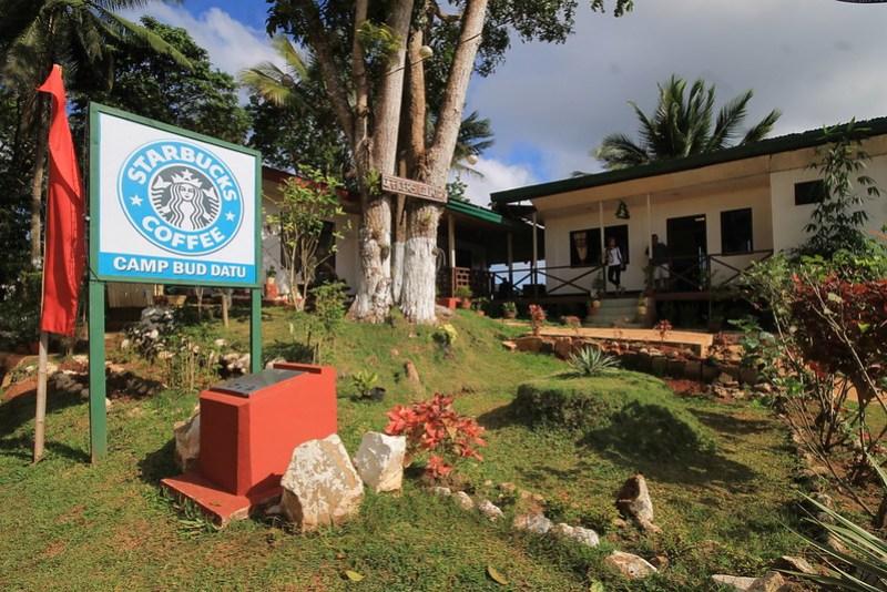 Camp Bud Datu, Indanan, Sulu