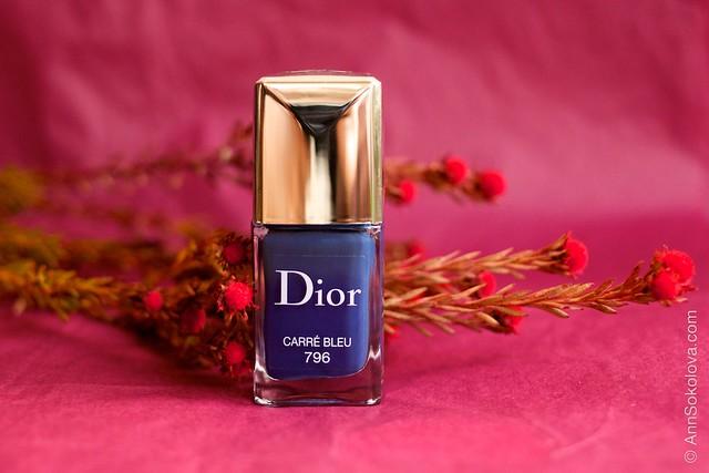 01 Dior #796 Carre Bleu