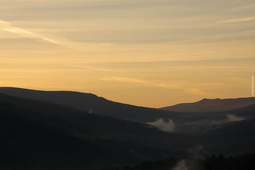 Bevor die Sonne aufgeht