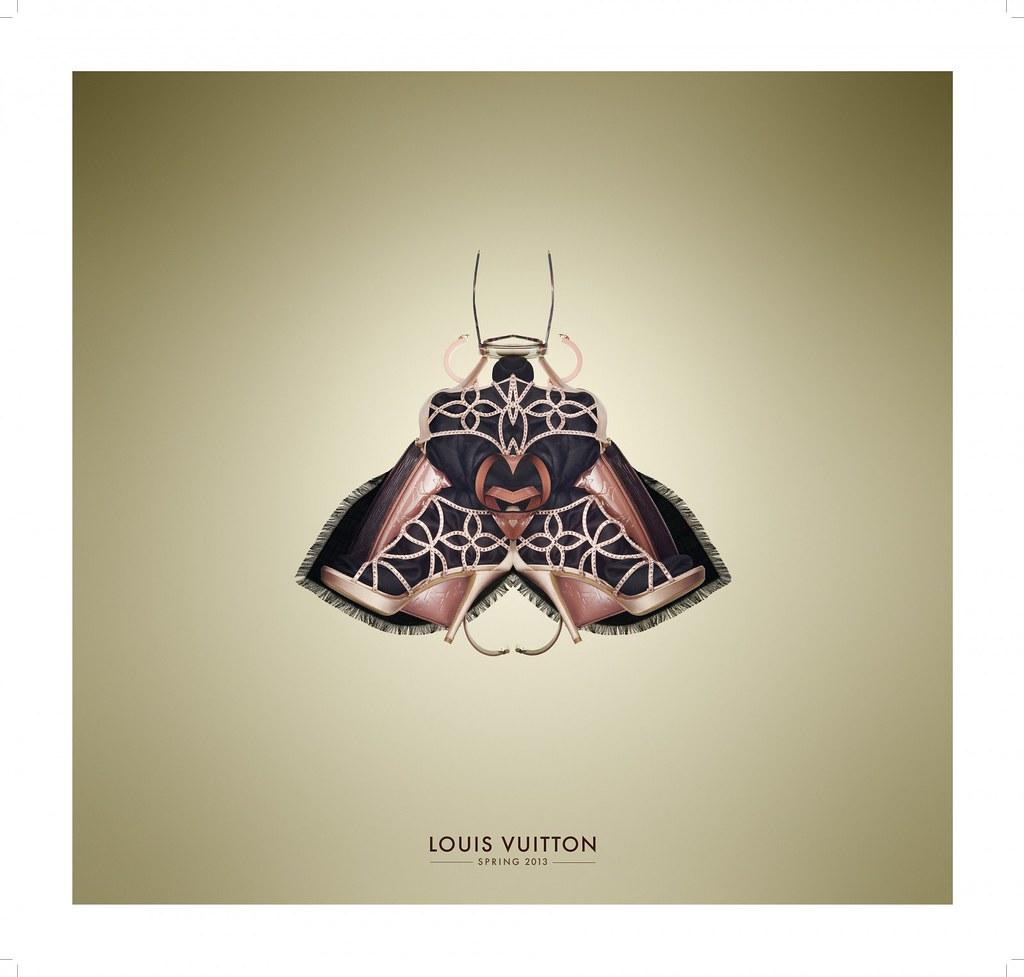Louis Vuitton Spring 2013 - Bugs 2
