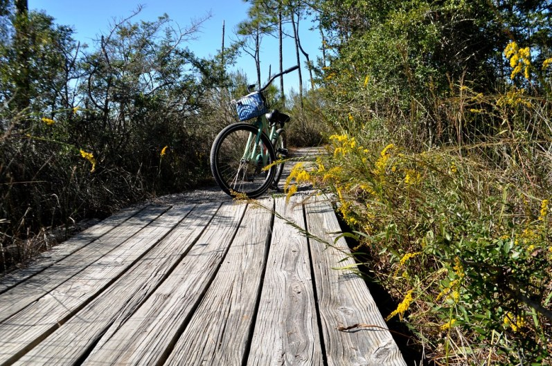 Bike Break Jolee Island - Sandestin Golf and Beach Resort, Florida, Oct. 25, 2014