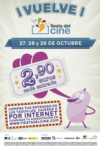 Fiesta del cine 2014