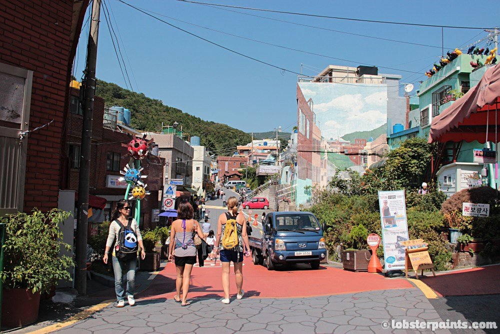 27 Sep 2014: Gamcheon Culture Village | Busan, South Korea