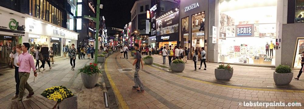 27 Sep 2014: Gwangbok-ro Culture & Fashion Street | Busan, South Korea