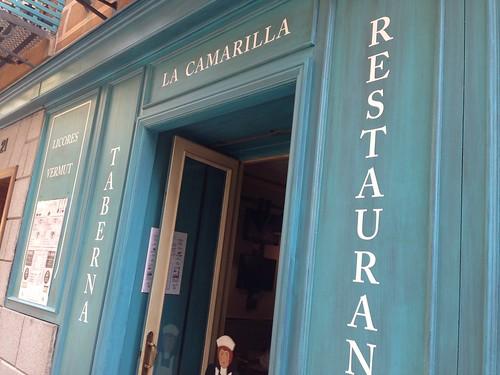 La Camarilla, Centro. Madrid