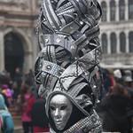 Viajefilos en el Carnaval de Venecia, Mascaras Venecianas 07