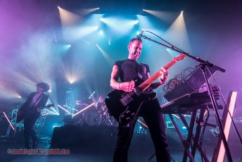 M83 + Tennyson @ The Vogue Theatre - October 24th 2016