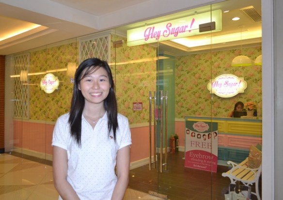 Eyebrow Threading at Hey Sugar! Waxing Salon (Lucky