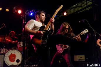 Diarrhea Planet @ Cats Cradle in Carrboro NC on October 12th 2016