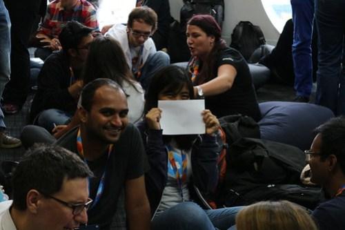 Team Student Involvement. Photo by Christos Bacharakis.
