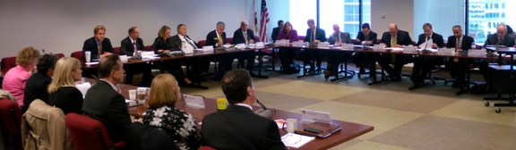 CMAP's MPO Policy committee