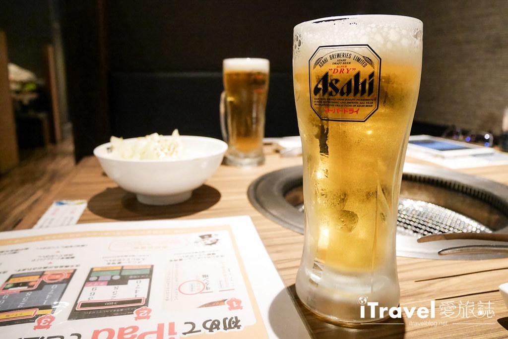 京都美食餐厅 牛角烧肉吃到饱 (17)