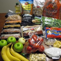 Welfare Food Challenge - Shopping Trip