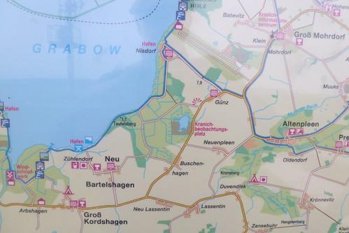 Ostseeküsten Radweg