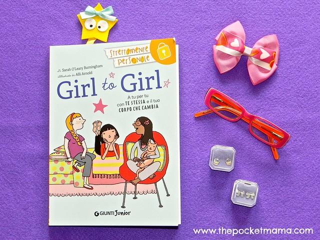 Libro girl to girl