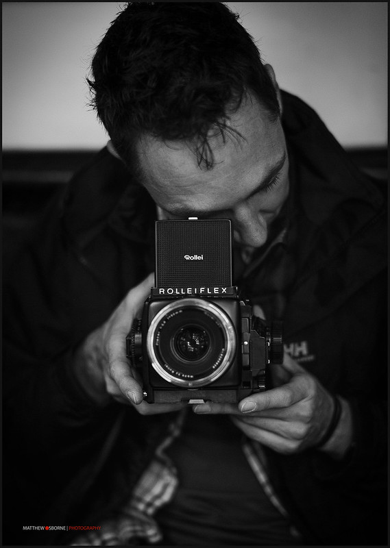 Me & My Rollieflex SL66E