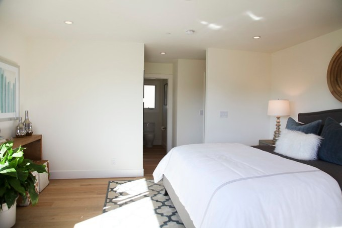 Remodeled Master Bedroom