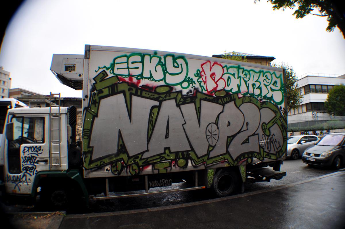 NAV P2C Eski Narpé