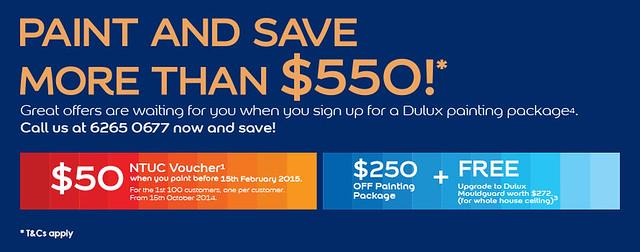 Dulux Promotion