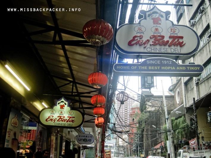 Binondo Food Trip
