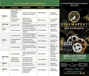 Cinemafest 2014