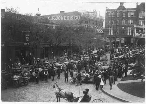 1909 Good Roads Tour Anderson SC
