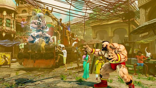 Street Fighter V, Image 06