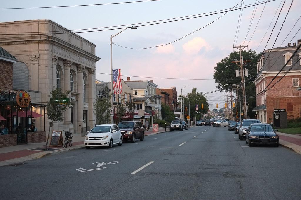 Main Street Newark, Delaware