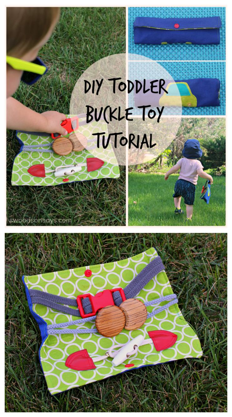 Handmade Toy Sewing Tutorial - Swoodson Says