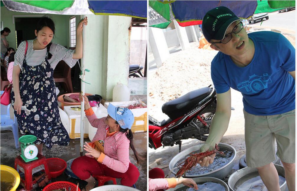 越南美奈漁港風情-2