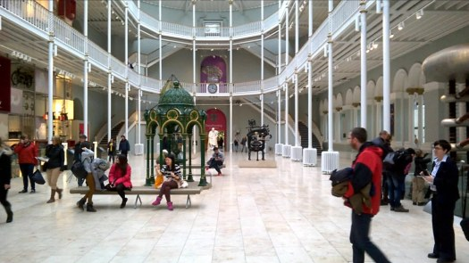 Museo de Escocia