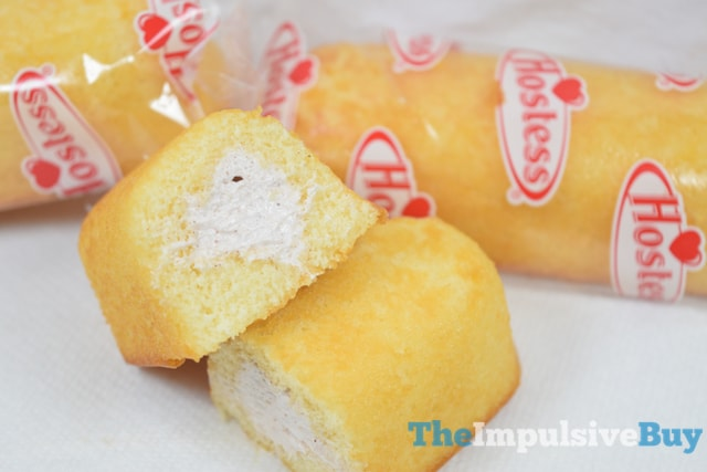 Hostess Limited Edition Pumpkin Spice Twinkies 2