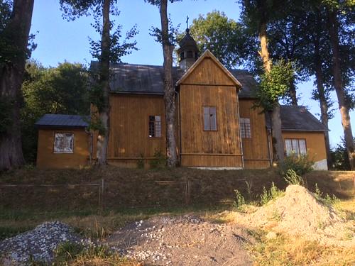 Kaplica grobowa Wierzbickich by Polek
