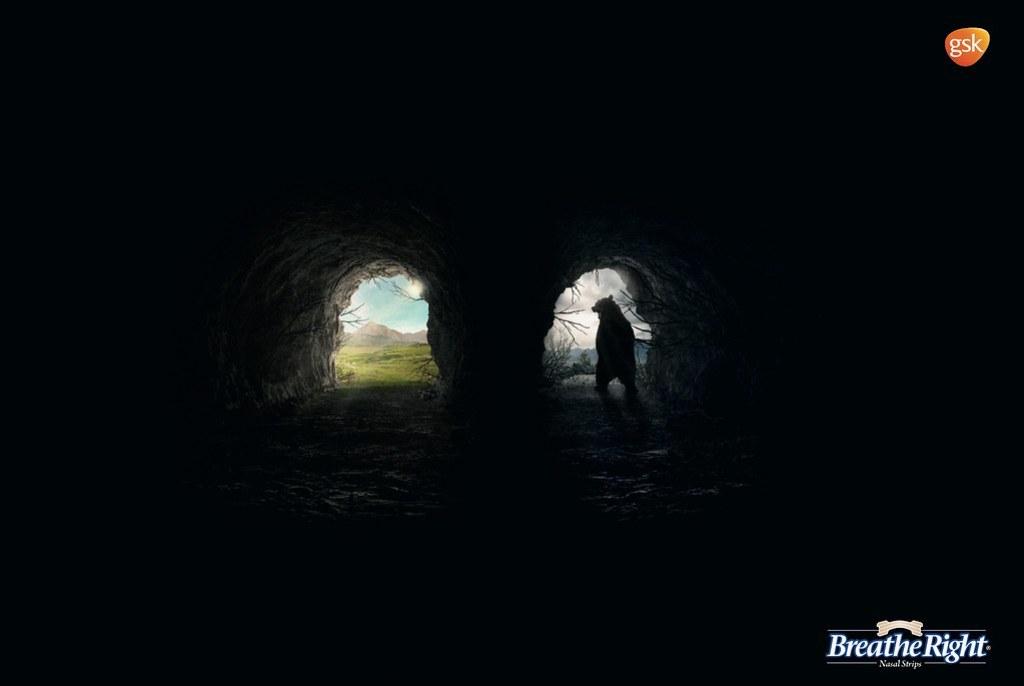 Breath Right Nasal Strips - Tunnel 1