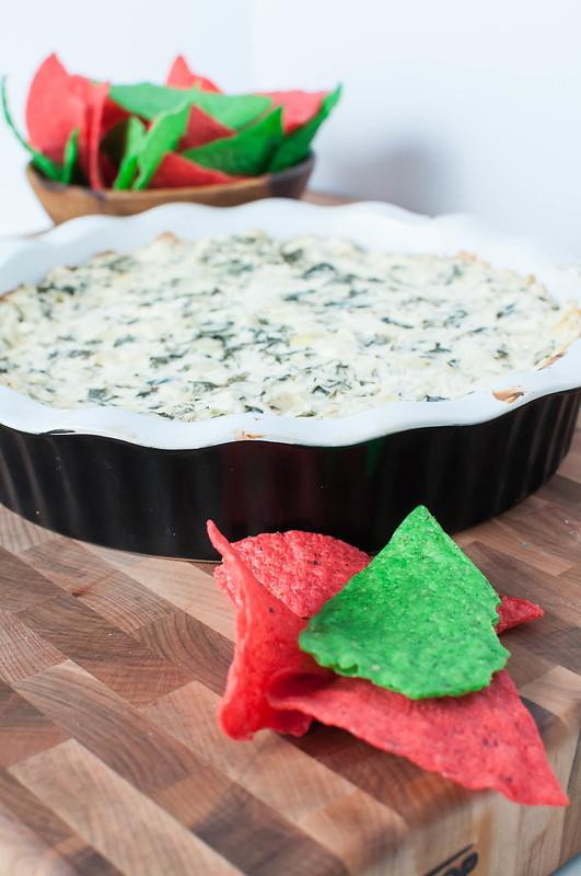 Kale Artichoke Dip 3