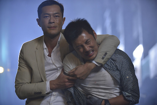 Louis Koo Shawn Yue Wild City