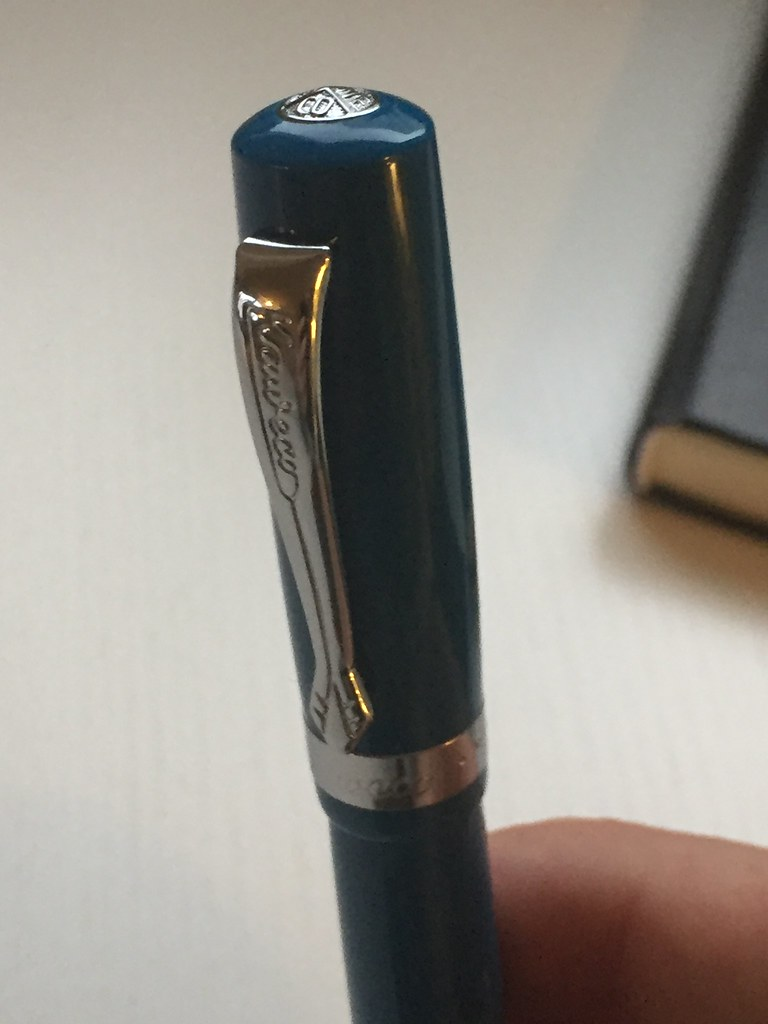 "Kaweco ""Student"" fountain pen (vintage blue)"
