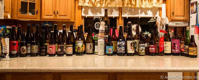 11-28-2015 Beer Tasting