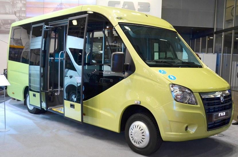 22-местный автобус ГАЗель NEXT