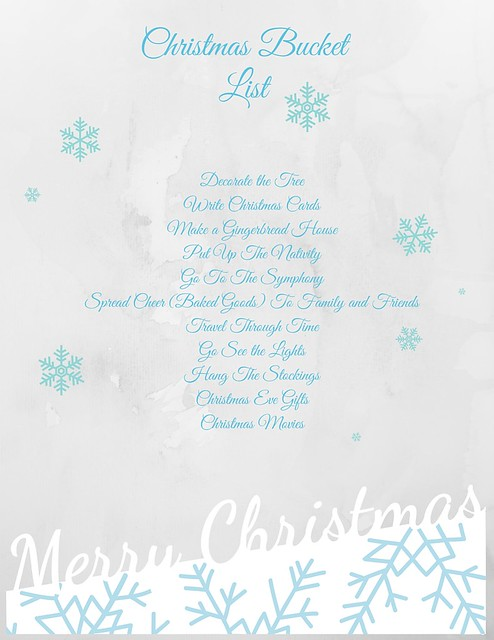 Christmas Bucket List (1)