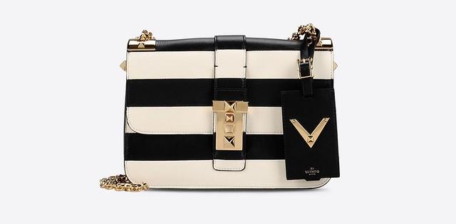 Valentino Chain Shoulder Bag
