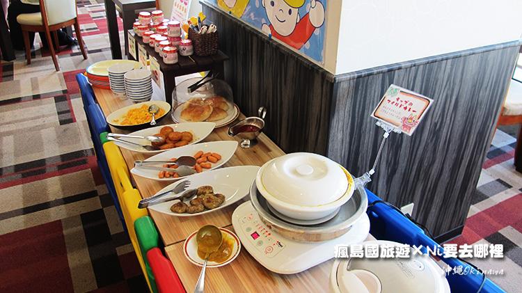 30歐香飯店早餐