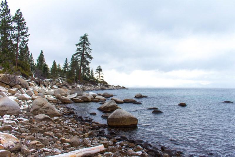 Memorial Point and Hidden Beach, NV