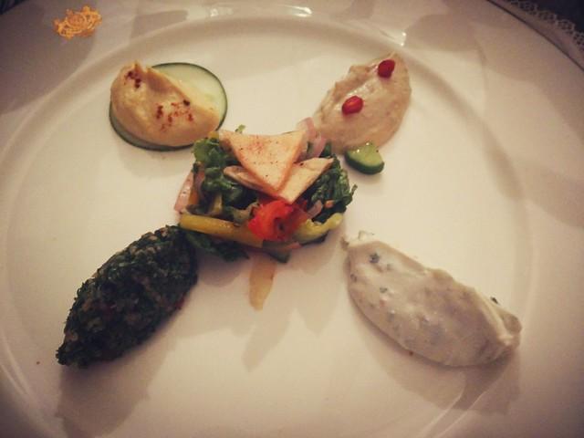 17. Turkish Platter